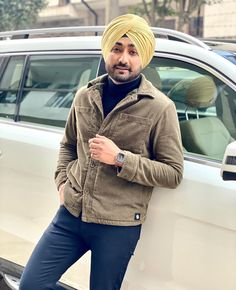 Remove White Background, Best Smart Casual Outfits, Punjabi Boys, Man Dressing Style, Copyright Music, Turban Style, Mens Fashion Suits, Singers, Men Dress