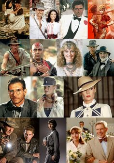 Indiana Jones Franchise -- Always a hoot, more mythic than sci-fi, but still a good source of inspiration. Sci Fi Movies, Good Movies, Indie Movies, Action Movies, Henry Jones Jr, Indiana Jones Adventure, Indiana Jones Films, Cinema, Star Wars
