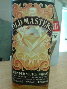 Old Masters Scotch