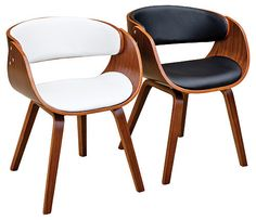 fabulous retro 60's dining chairs set of four