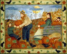 Jason's Pumpkin Patch (Valorie Evers Wenk)