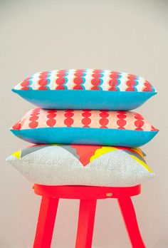New cushions in my Etsy shop!