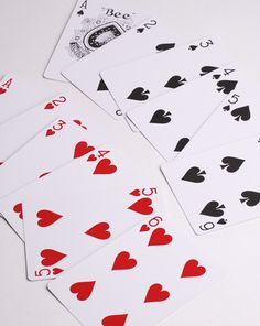 Activities: Probability Card Game Comparing theoretical and experimental probability.