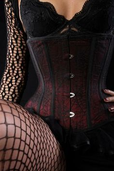 Corset ( Get your goth on with gothic punk clothing - a favorite repin of www.vipfashionaustralia.com )