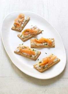 Chobani Yogurt -Salmon Bites - Chobani Yogurt