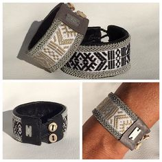 New ethnic style in the shop ☀️ MIKKA bracelet (shop in profile)