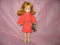 Boneca Antiga E Rara Da Estrela Valentina - Mini Doll
