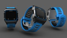 Garmin Forerunner 920XT on Behance