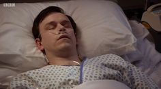 Holby City's producers explain that Rob Ostlere was offered a happier exit storyline for Arthur Digby.