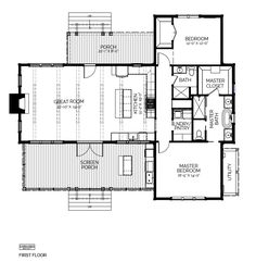 2 Bedroom House Plans, Cottage Floor Plans, Lake House Plans, Ranch House Plans, Craftsman House Plans, Country House Plans, Cabin Plans, Modern House Plans, Small House Plans