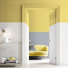 Gray Pantone, Pantone Colour Palettes, Pantone Color, Carta Pantone, Billard Toulet, Color Inspiration, Interior Inspiration, Mustard Yellow Walls, Yellow Interior