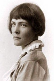 70. H.D. aka Hilda Doolittle (September 10, 1886 – September 27, 1961)