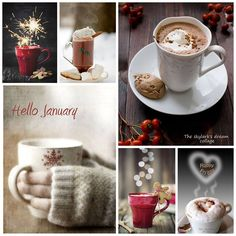 ❧ Les mois de l'année ❧