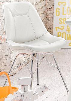 Super bequeme Stühle in formschönem Design.