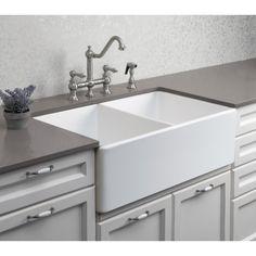 $1890 Butler Sinks Australia | Novi Double Butler Kitchen Sink
