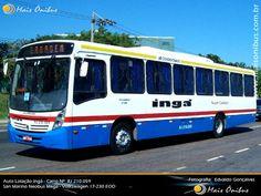 FOTOS  ONIBUSALAGOAS: INGÁ  RJ 210.059