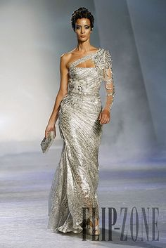 "Zuhair Murad ""Winter rhapsody"", F/W 2009-2010 - Couture"