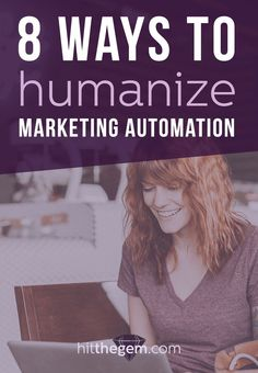 Want to stand out in a sea of online business sales funnel robots with your digital marketing? Here are 8 ways you can add a human touch to your marketing automation from wordpress and tech wiz Email Marketing Software, Online Marketing Strategies, Marketing Automation, Business Marketing, Internet Marketing, Digital Marketing, Business Sales, Media Marketing, Business Advice