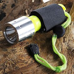 Detalhes sobre 1600 Lumen CREE XM-L T6 LED impermeável Diving Flashlight + 2 x 18650 Baterias + Carregador – EUR € 11.30