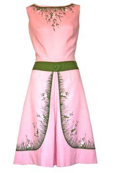 Violet dress - Party - Dresses - Vintage Fashion and Accessories / Womens Vintage Dresses
