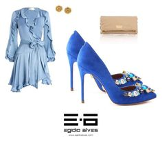 """""""SS,17 EGIDIO ALVES LUXURY SHOES"""" by egidioalvesluxuryshoes on Polyvore featuring Zimmermann and Chanel"""