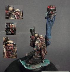 MASSIVE VOODOO: Tutorial - Working with glazes