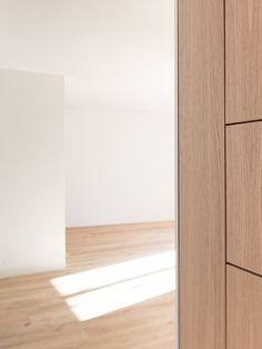 Ludovic Schober Architectes | Valais | Martigny, Sierre, Sion Tall Cabinet Storage, Furniture, Home Decor, Apartment Design, Decoration Home, Room Decor, Home Furnishings, Arredamento, Interior Decorating