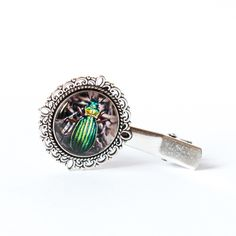Spinka z żuczkiem / Beetle Hairpin- Art-Of-Nature
