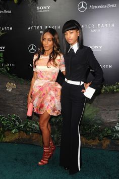 Two Fab: Jada and Willow Smith