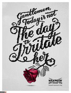 Print of Smooth Valentine's day by Wilkinson - http://urbanmarketingblog.epimeros.org/?p=135