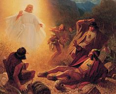 Mormonism teaches repentance through the Atonement of Jesus Christ:  A lesson from Alma Jr.