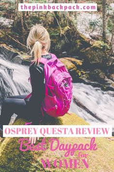 The Osprey Questa 27 is hands down my pick for the best women's daypack for hiking and travel. China Travel Guide, Travel Tips, Travel Hacks, Best Travel Backpack, Unique Backpacks, Backpacking Tips, Travel Light, Travel Information, Plan Your Trip