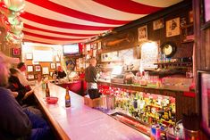 The World's Most Glamorous Dive Bar Is in Santa Monica Santa Monica Bars, Dive Bar, Vintage Bar, Travel And Leisure, Southern California, Diving, Places To Go, Glamour, Jay