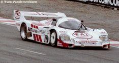 RSC Photo Gallery - Spa 1000 Kilometres 1986 - Porsche 956 no.19 - Racing Sports Cars