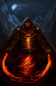 Hades fanart for Smite by Theggo on DeviantArt