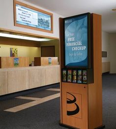 Bellco Federal Credit Union Digital Signage