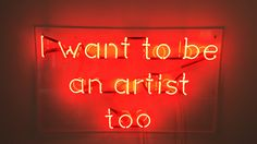 I want to be an artist too - Jan Kuck via Bernheimer Contemporary. Red Aesthetic, Aesthetic Pictures, Lost In Thought, Hope Mikaelson, Magnum Opus, Sad Girl, Retro Futurism, Neon Lighting, Conceptual Art
