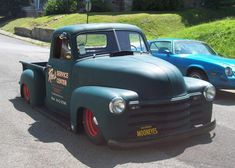 Mini Trucks, Cool Trucks, Chevy Trucks, Cool Cars, Vintage Pickup Trucks, Antique Trucks, Vintage Cars, Patina Paint, Chevrolet 3100