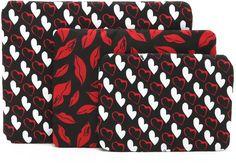 """Pin for Later: 50 kreative Geschenkideen zum Valentinstag für jedes Budget  Diane von Furstenberg """"Voyage"""" Pouch-Set bestehend aus 3 Täschchen (90 €)"""