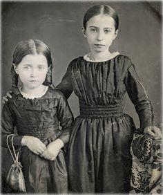 19th Century Children Dress