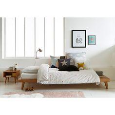 Image Bed + beddenbodem + legplank, Jimi La Redoute Interieurs