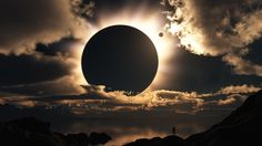 """Solar Eclipse +  SuperMoon are Coming! Powerful """"Duo"""" for a Big Life Change!"""