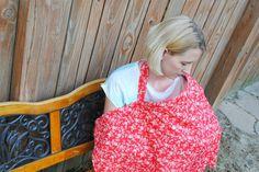 Nursing Cover Tutorial - Gingerly Made