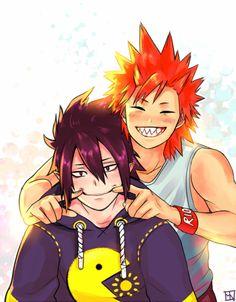 Yaoi, Fluff, Ships, AU, crossovers of BNHA pics! (None of the fanarts belong to me! They belong to their rightful owners!) Ranked: - Shota - Deku - Shoto - Katsuki Bakugou - All might - Ships [Jun - Bnha my hero [Jun - bokunoheroacademia. Boku No Hero Academia, My Hero Academia Memes, Hero Academia Characters, My Hero Academia Manga, Kirishima Eijirou, Me Me Me Anime, Anime Guys, Tamaki, Hero 3