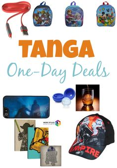 Save on favorite items with these daily deals!