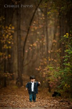 awesome how-to instructions for fall portraits.