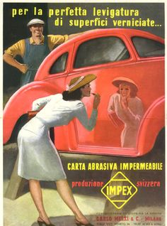 Impex by Gino Boccasile - Vintage Boccasile Artist Gallery at I Desire Vintage Posters