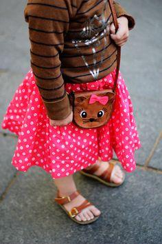 Cute bag. Quiero uno!
