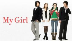 The second hit drama from the Hong Sisters, My Girl is a charming, well-written, funny affair from start to finish.