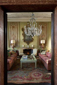 The Living Room ~~~I love symmetry.  SVM